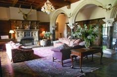 Huntsham Court - The Great Hall - Huntsham Court wedding venue in Huntsham, nr Tiverton, Devon