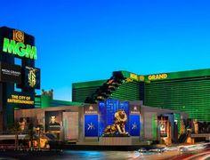 The MGM Grand - Las Vegas