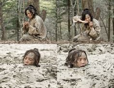 "Actor Jang Geun Suk recently impressed not only audiences but the production staff with his commitment to realistic acting in ""Jackpot."" In Episode 6, which was broadcast on April 12, Jang Geun Suk's character, Dae Gil, was stabbed and fell off a cliff, breaking his arms and legs. In order to surviv..."