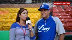 San Francisco de Macorís. - El dirigente puertorriqueño de Los Tigres del Licey,  Lino Rivera,  compartió con nosotros unos minutos previo al partido ante los Gigantes del Cibao y habló sobre la