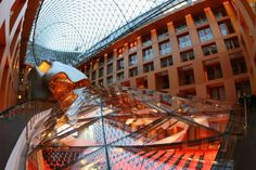 Gehry, DZ Bank, Berlin, 2000