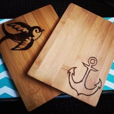 Got my first @Darby Smart box and made myself some cutting boards! #darbysmart #madebyme