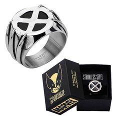 X-Men Wolverine Ring $19.99