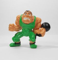 Monster Wrestlers In My Pocket W31 Chain Gang Chomper Matchbox Mini Toy Figure