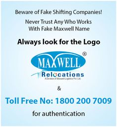 Maxwell Packers are the best packers and movers in Hyderabad. Call 8799977999 to get best home Packers , Office Shifting & Movers services across India Packers And Movers, Never Trust, How To Get