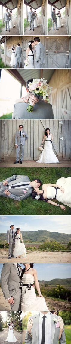 Amanda + Chris: Maravilla gardens Wedding    By : Marianne Wilson Photography