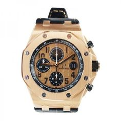 Audemars Piguet 26470OR.OO.A002CR.01 Royal Oak Offshore Chronograph Unisex Watch