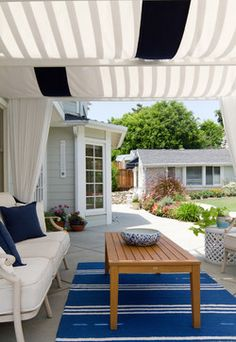 Outdoor Draperies: Creative Ways to Shade Your Space