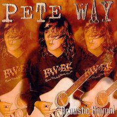 Pete Way - Acoustic Animal - CD