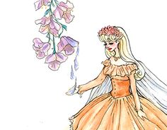 """Check out new work on my @Behance portfolio: """"Fairy"""" http://be.net/gallery/40224195/Fairy"""