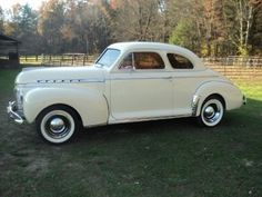 Chevrolet : Other 2 door coupe 1941 Chevy Special - http://www.legendaryfinds.com/chevrolet-other-2-door-coupe-1941-chevy-special/
