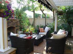Stunning Outdoor Rooms