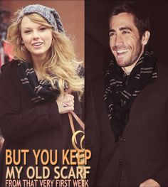 "Taylor Swift & Jake Gyllenhaal ""All Too Well"""