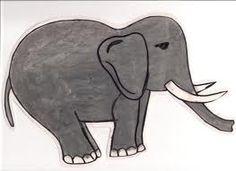 A QUE SABE LA LUNA elefante