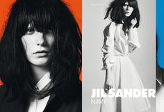 JIL SANDER NAVY - S/S 11 - ADVERTISING