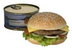 #Hamburguesas #latas #comida #food