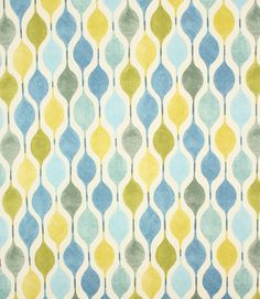 Save 32% on our Bluebell Verve Contemporary Fabric; perfect for creating Curtains & Blinds.
