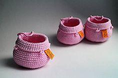 Košíky - Košík - ružový na zavesenie - 6273725_