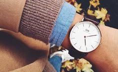 Daniel Wellington: Diese Uhr tragen jetzt alle stylishen Frauen