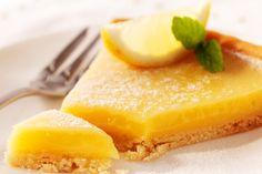 Tarta fría de limón y galletas