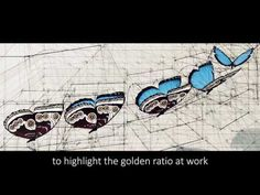 This Architect Fuses Art and Science by Hand Illustrating the Golden Ratio | ArchDaily