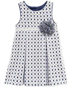 Marmellata Baby Girls' Eyelet Dress - Baby Girl (0-24 months) - Kids & Baby - Macy's