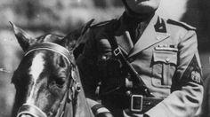 Fascismo - Benito Mussolini