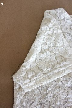Sweet Verbena: Making Your Own Pattern: a tutorial Sewing Lessons, Sewing Hacks, Sewing Tutorials, Sewing Tips, Sewing Ideas, Free Sewing, Easy Sewing Patterns, Lace Patterns, Dress Patterns