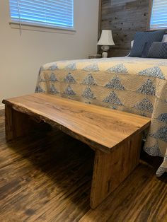 Bench live edge Live Edge Furniture, Furniture Making, Console Table, Dining Bench, Oak Bench, Spalted Maple, Votive Holder, Conference Table, This Is Us