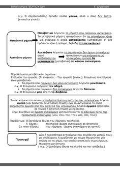 γλώσσα ε'δημοτικού β'τεύχος Grammar, School