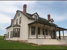 Fort Abraham Lincoln Custer House, ND
