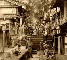 Sun & Steel — nakamagome2: Japan 1904 (via dw*c)