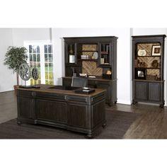 Decorating: Chandelier Design Ideas Combine With Wooden Credenza Desk Plus Table…