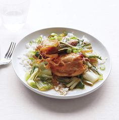 Slow Cooker Soy-Braised Chicken | RealSimple.com