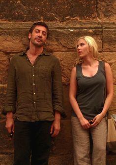 Javier Bardem, Scarlett Johansson - Vicky Cristina Barcelona (Woody Allen, 2008)