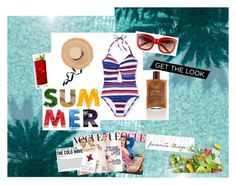 """""""Just in love with summer💦🔥🌺💕💖"""" by annamariaper on Polyvore"""
