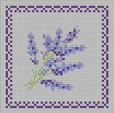 Freebie - Lavender Cushion