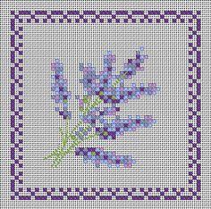 Freebie - Lavender Cushion