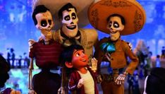 Coco Box Office: Pixar's Latest Wins Again Disney Pixar, Disney E Dreamworks, Film Disney, Disney Movies, Disney Word, Disney Villains, Disney Animation, Cartoon Cartoon, Party Cartoon