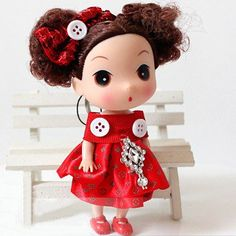 High-quality lovely doll dressed in a cloth have a fastener March 6th http://www.amazon.com/dp/B00K47U20C/ref=cm_sw_r_pi_dp_TTU8tb01XD3VC