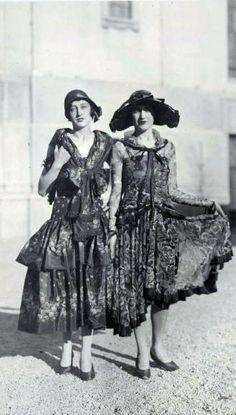 Milan Fashion - April 1929