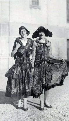 Milan Fashion - April 1929