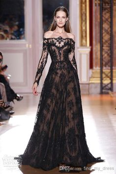 Black bodycon dress long sleeve cheap evening