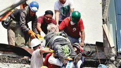 Meksika'nın başkenti Meksika City yakınlarında meydana gelen 7.1 şiddetindeki depremde ölü sayısı 248'e çıktı. ABD Jeolojik Araştırma...