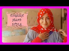 Hijab Tutorial - Turkish Hijab Style - Turkish Hijab Tutorial 2014 HD