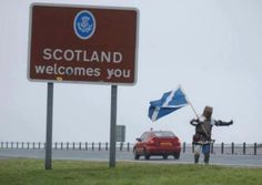This warm welcome. | The 42 Most Pure Dead Brilliantly Scottish Moments Ever