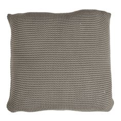 Add a touch of comfort to your home with a stylish cushion from Wilko. Shop our wide selection of cushions and cushion covers in our soft furnishings range. Knitted Cushions, Soft Furnishings, Cushion Covers, Home And Living, Charcoal, Bedroom Decor, Throw Pillows, Grey, Beach House