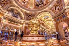 The Venetian Lobby by David Brookfield on 500px