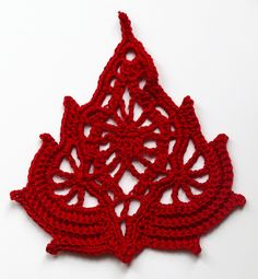 Crochet motif - free diagram