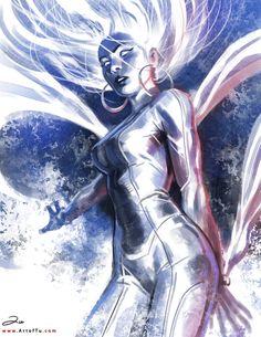 X-MEN: Storm by Tu Bui on deviantART